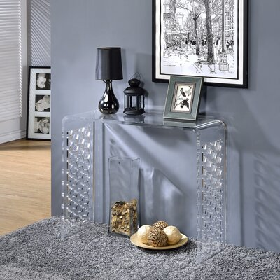 Mercury Row Bogar Console Table