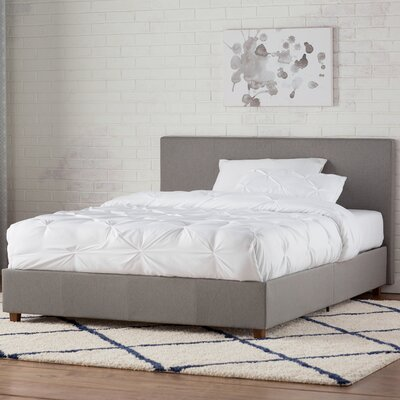 Mercury Row Bartelt Upholstered Platform Bed