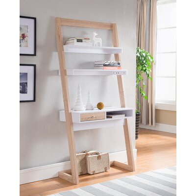 Mercury Row Blitar Ladder Desk Amp Reviews Wayfair