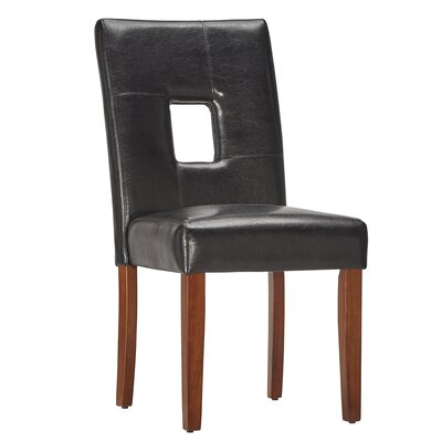 Mercury Row Belvin Keyhole Side Chair (Set of 2)