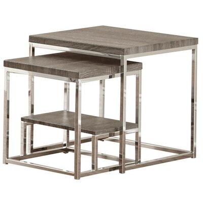 Mercury Row Corona 2 Piece Nesting Tables