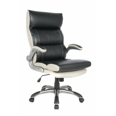 Viva Office Luxury High-Back Leather E..