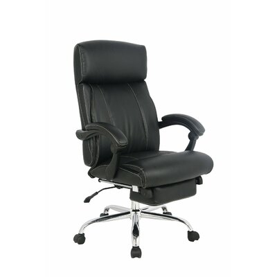 Viva Office Ergonomic High-Back Leather Executive Chair