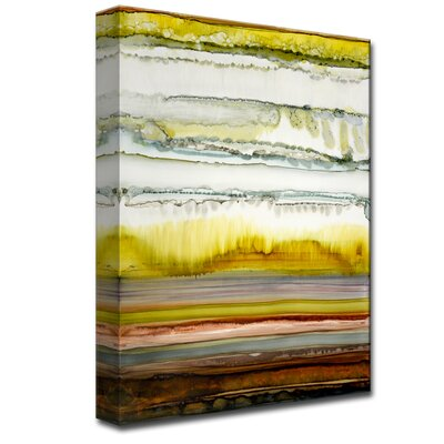 Ready2hangart 'Equinox' by Norman Wyatt Jr. Painting Print on Wrapped Canvas