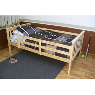 A&L Furniture Slat Bed