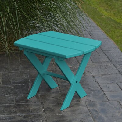 A&L Furniture Folding End Table