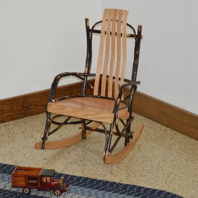 A&L Furniture Hickory Child Rocking Chair