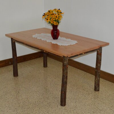 A&L Furniture Hickory Dining Table