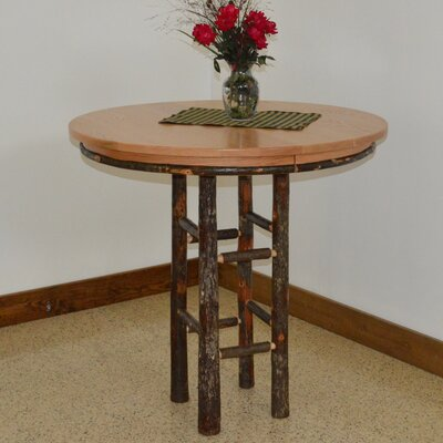 A&L Furniture Hickory Pub Table
