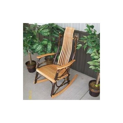 Furniture Hickory Rocking Chair & Reviews  Wayfair