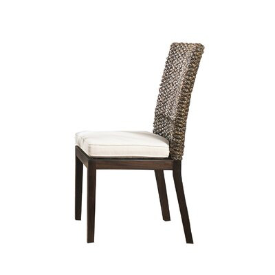 Panama Jack Sunroom Sanibel Side Chair with Cushion