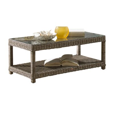 Panama Jack Sunroom Exuma Coffee Table