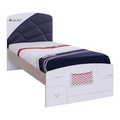 Cilek First Class Airplane Twin Panel Customizable Bedroom Set