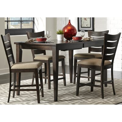 Red Barrel Studio Hulings 5 Piece Dining Set