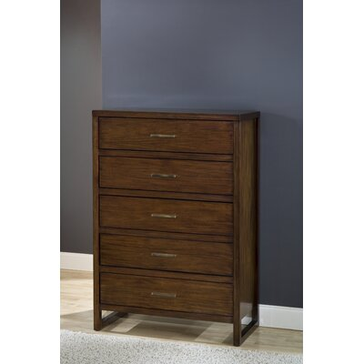 Red Barrel Studio De La Vega 5 Drawer Chest