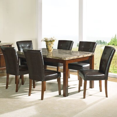Red Barrel Studio Brew Kettle 7 Piece Dining Set