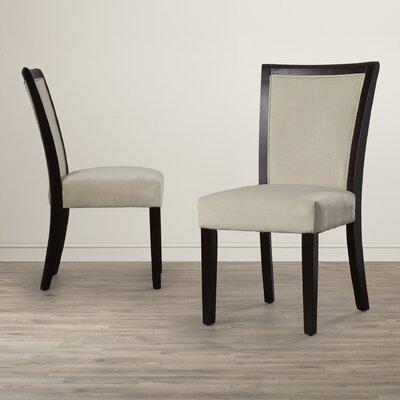 Red Barrel Studio Silvera Parsons Chair (Set..
