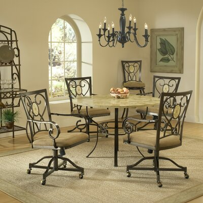 Red Barrel Studio Boundary Bay 5 Piece Dining Set