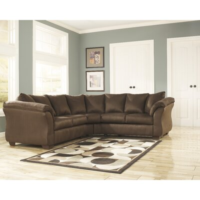 Red Barrel Studio Lavery Yards Sectional