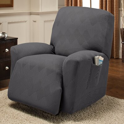 Red Barrel Studio Madden Box Cushion Recliner Slipcover u0026 Reviews | Wayfair & Red Barrel Studio Madden Box Cushion Recliner Slipcover u0026 Reviews ... islam-shia.org