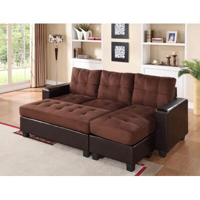 Red Barrel Studio Diamond Sectional