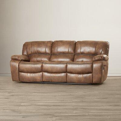 Red Barrel Studio Hattiesburg Dual Reclining Sofa