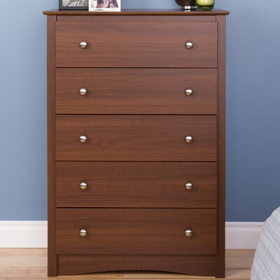 Red Barrel Studio Yards 5 Drawer Dresser