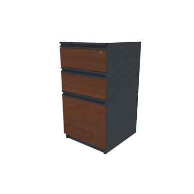 Red Barrel Studio Bormann 3-Drawer Vertic..