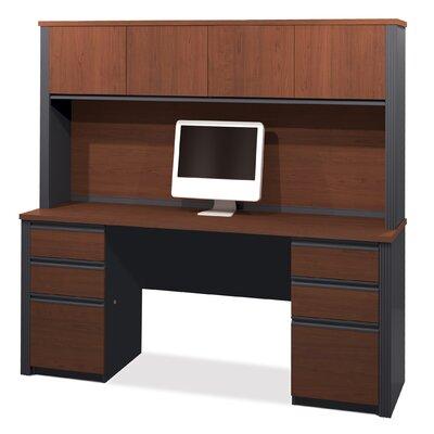 Red Barrel Studio Bormann Credenza Desk