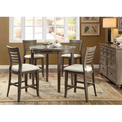 Red Barrel Studio Coleraine 5 Piece Dining Set