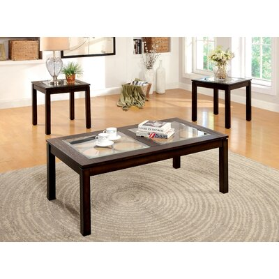 Red Barrel Studio Alosio 3 Piece Coffee Table Set