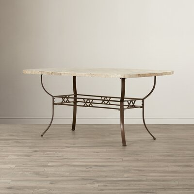 Red Barrel Studio Boundary Bay Rectangular Dining Table