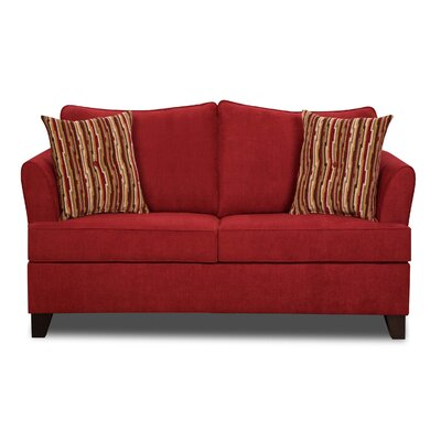Red Barrel Studio Simmons Upholstery Antin Loveseat Sleeper Sofa