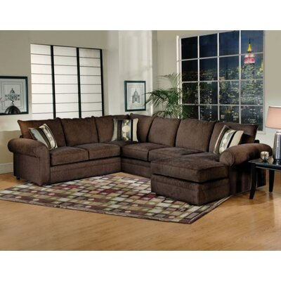 Red Barrel Studio Serta Upholstery Granderson Sectional