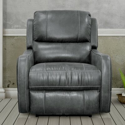Red Barrel Studio Correia Flat Power Recliner