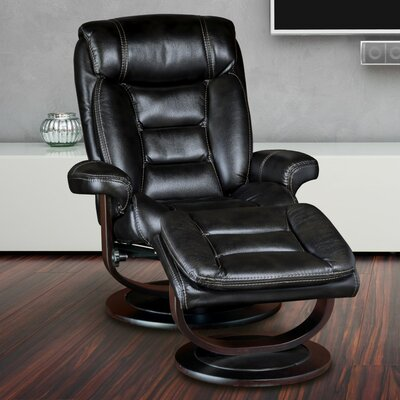 Red Barrel Studio Corringham Swivel Recliner and..