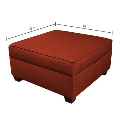 Red Barrel Studio Attica Storage Ottoman