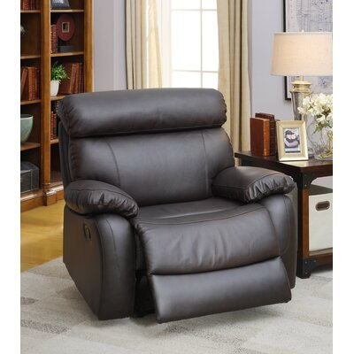 Red Barrel Studio Lavallie Gliding Recliner