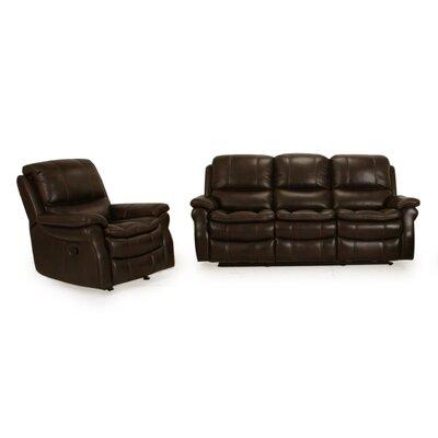 Red Barrel Studio Stapleford Dual Power Reclining Sofa