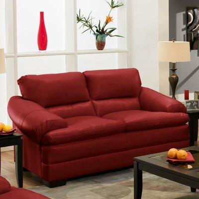 Red Barrel Studio Simmons Upholstery Reynolds Loveseat