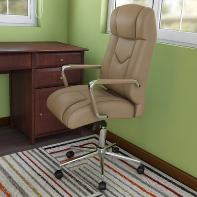 Red Barrel Studio Silver City Executive Office Chair