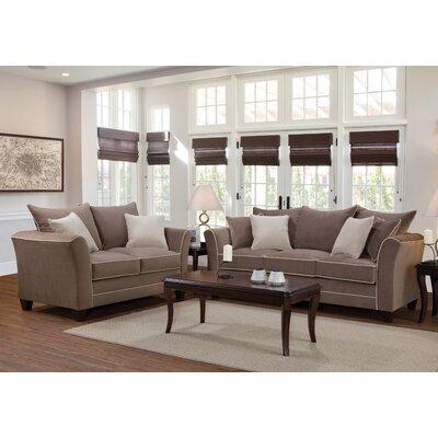 Red Barrel Studio Deschamps Serta Upholstery Sofa