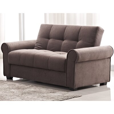 Red Barrel Studio Russell Click Clack Loveseat