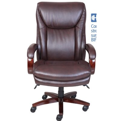 La-Z-Boy Edmonton High-Back Executive Office Chair