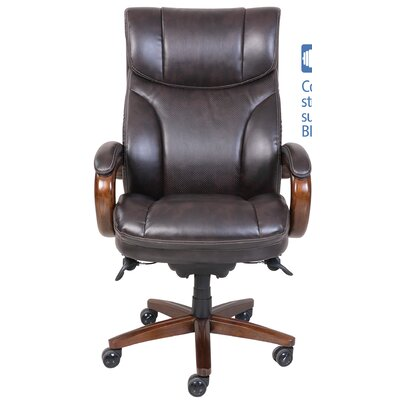 La-Z-Boy Trafford High-Back Executive Office Chair