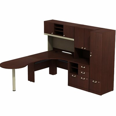 Bush Business Furniture Quantum 67