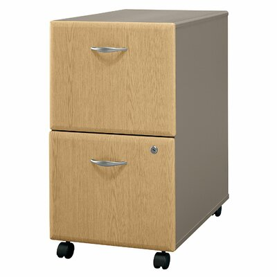 Bush Business Furniture Series A 2 Drawer Vertical File