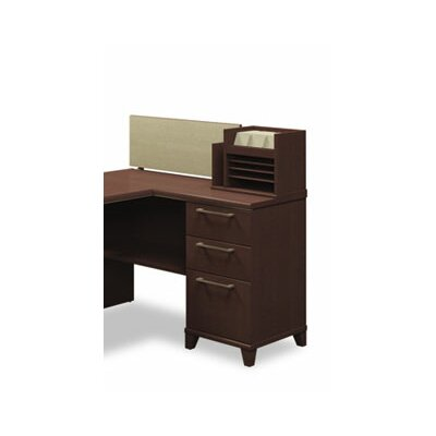 Bush Business Furniture Enterprise Executive Desk