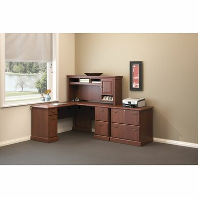 Bush Business Furniture Syndicate L-Shape..
