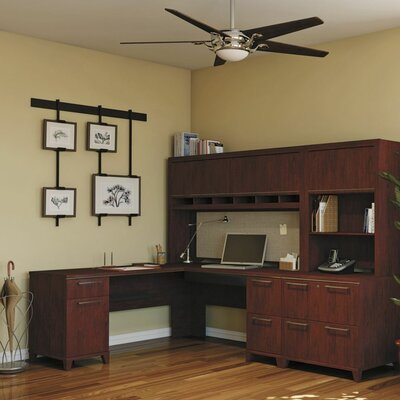 Bush Business Furniture Enterprise L-S..